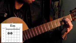 Gipsy Kings - Amor Mio Guitar Lesson