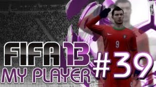 FIFA 13 Career Mode - My Player - Episode 39 - Once I'm Better