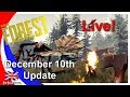 The Forest: Update 1.10 (Gliders, crossbow and more)