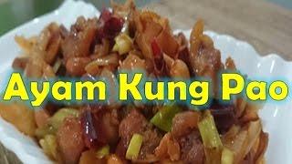 Resep Ayam Kung Pao masakan cina