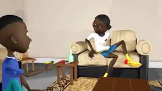 New Malawian cartoon full clip