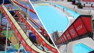 Shuttle Bob-Rutsche :: Schlittenrutsche   Acquatica Park Mailand