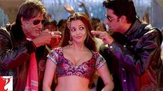 Song Promo | Kajra Re | Bunty Aur Babli | Amitabh Bachchan | Abhishek Bachchan | Aishwarya Rai