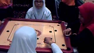 Karom PESKOM 2012 - wilayah tengah beregu wanita 1