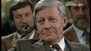 Helmut Schmidt (1986) NDR Talk Show