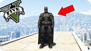 BATMAN, LA BATCUEVA Y TODOS SUS VEHICULOS!! BATMAN GTA 5 MOD l Yokai Games l
