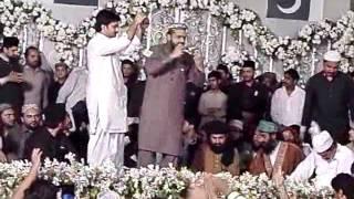 Qari Shahid Mehfil at Walton Lahore 13 08 2016