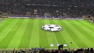 INTER PSV 1-1 INNO CHAMPIONS E REAZIONE GOL ICARDI 73'
