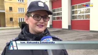Spokrewnieni służbą - akcja w Kozienicach (23.03.2017)