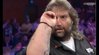 Excellent Crowd reception for Andy Fordham - 2015 PDC Grand Slam