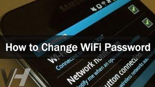 How to Change WiFi Password
