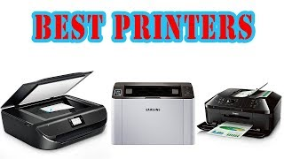 Top 5 Best Printers For Home  & Office