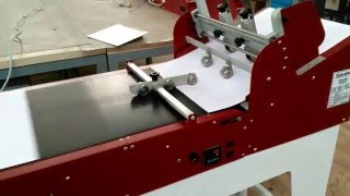 Savema Feeder and Conveyor Belt for A3 Size Plain Paper - Slovenia Market