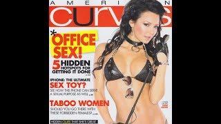 Lana Tailor, TV host, model,