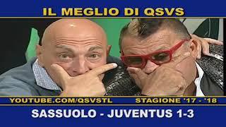 QSVS - I GOL DI SASSUOLO - JUVENTUS 1-3 TELELOMBARDIA / TOP CALCIO 24