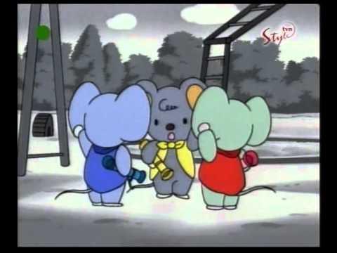 Hello Kitty odcinek 11 A bajki Wycieczka Do Tęczowego Parku PL