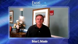 Brian Cumming, Owner of BCA Technologies, FL gained business valuation knowledge & mgt concepts
