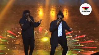 Sarkodie performs at 2017 VGMA