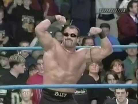 Buff Bagwell vs Goldberg