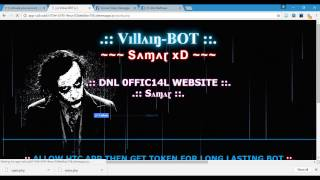 H0W T0 4CTIV3 BOT ON YOUR ACCOUNT TRICK BY EK VILL41N