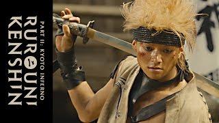 Rurouni Kenshin Movie Trilogy - Kenshin Vs. Swordhunter
