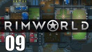Rimworld en español #09 - Historias de la colonia