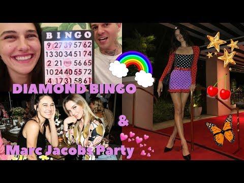 playing bingo for diamonds~ devon lee carlson