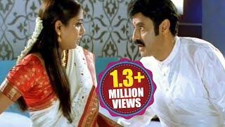 Mithrudu Scene - Indu Plans To Avoid First Night - Balakrishna, Priyamani