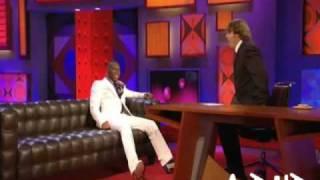 Dizzee Rascal - Jonathan Ross Interview [HD] - [ Part 1 of 2 ]