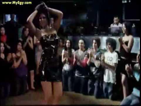 الراقصة شمس فى فيلم ابقى قابلنى