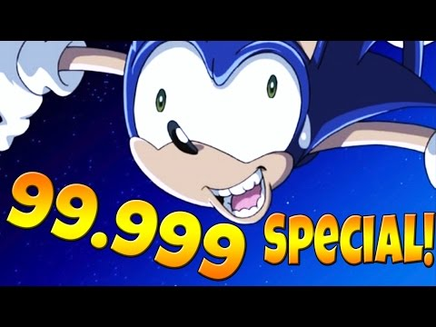 99.999 Abo Special - Sonic's Celebration