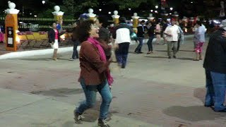 SUNDAY DANCE IN VALLADOLID MEXICO
