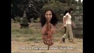 Hantu kuyang versi Thailand duh seram 😱 penampakan kuyang di Thailand