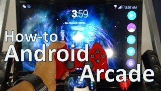 Convierte tu Android en una Arcade (Español Mx)