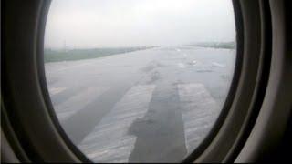 Biman Bangladesh Fokker F28 takeoff @ Dhaka (DAC) - EPIC Rolls Royce SPEY engines in action