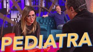 Entrevista Com Especialista - Pediatra - Tatá Werneck - Lady Night - Humor Multishow