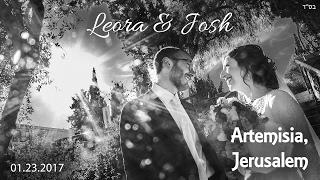 Leora & Josh - January 23, 2017