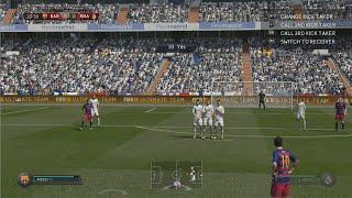 FIFA 16 - MY BEST FREE KICKS SO FAR