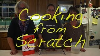 Cooking from Scratch   Brownies