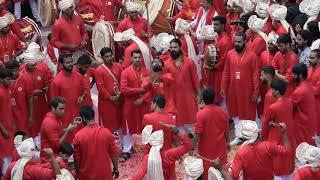 Ramanbaug Dhol Tasha Pathak - 2017, Part-1 (Kasba Ganpati)