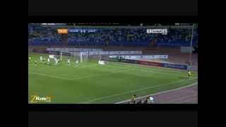 The best football defender save his club from the goal line