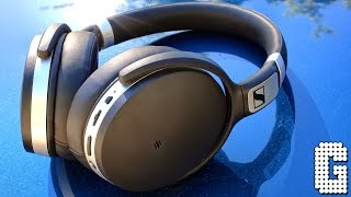 BEST NOISE CANCELLING UNDER $200? : Sennheiser 4.50BTNC Wireless REVIEW