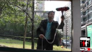 How to Clean With a Water Fed Pole - Water Fed Pole Talk