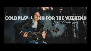 Coldplay - Hymn For The Weekend - fingerstyle guitar cover by VICTOR VACARCIUC
