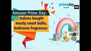 Amazon Prime Day: Indians bought mostly smart bulbs, bathroom fragrances