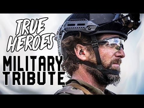 Military Tribute - Andy Stumpf Speech by Jocko Willink