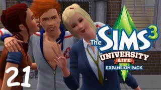 Let's Play: The Sims 3 University Life - (Part 21) - It's Almost Over