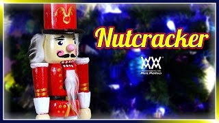 Nutcracker Turned on the Lathe | Challenging!