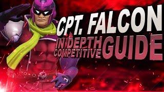 Captain Falcon In Depth Competitive Guide - ZeRo (Super Smash Bros Wii U)