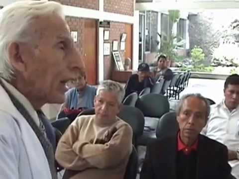 001. Charla del Dr. Casanova Lenti Clinica Huachipa 2007